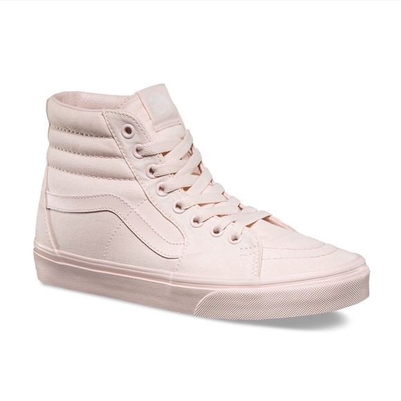 d444ffb7c78 Vans Mono Canvas Sk8 Hi High Tops